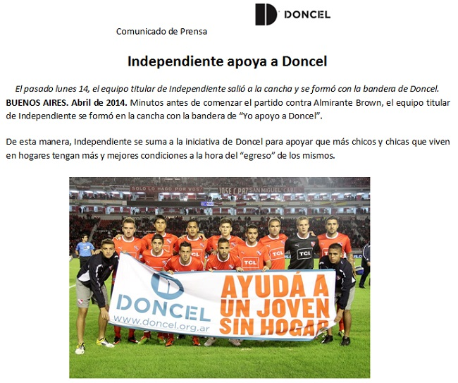 doncel_independiente